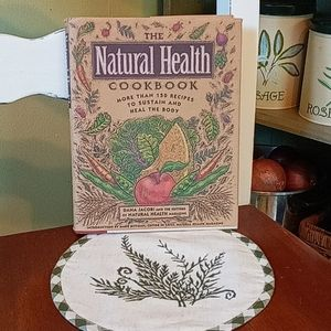 Natural Health Cookbook